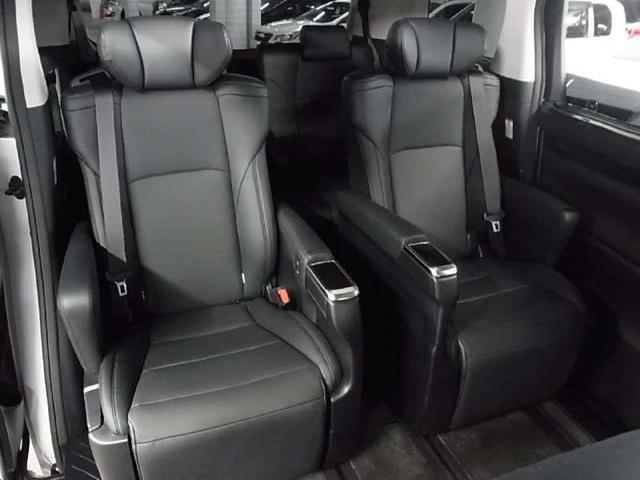 2.5Z Gエディション 後期型 1オーナー 11型ナビ 12.8型後席モニタ 黒革電動シート ツインサンルーフ 両側自動ドア セーフティセンス ドラレコ 3眼LEDライト ETC パワーバックドア シートヒーター Cセンサー(13枚目)