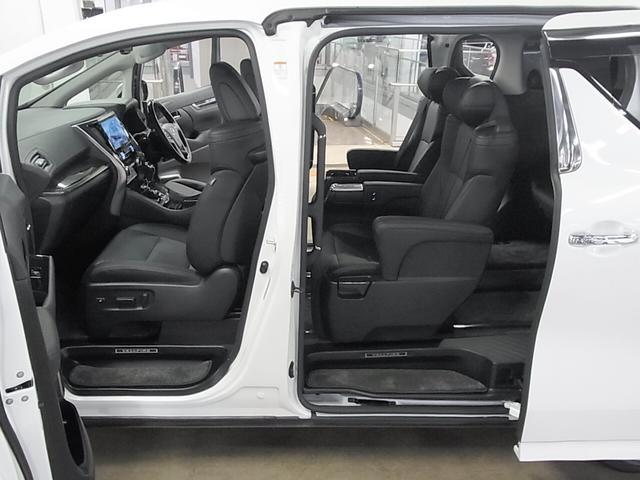 2.5Z Gエディション 後期型 1オーナー 11型ナビ 12.8型後席モニタ 黒革電動シート ツインサンルーフ 両側自動ドア セーフティセンス ドラレコ 3眼LEDライト ETC パワーバックドア シートヒーター Cセンサー(23枚目)