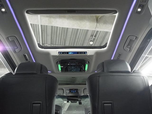 2.5Z Gエディション 後期型 1オーナー 11型ナビ 12.8型後席モニタ 黒革電動シート ツインサンルーフ 両側自動ドア セーフティセンス ドラレコ 3眼LEDライト ETC パワーバックドア シートヒーター Cセンサー(28枚目)