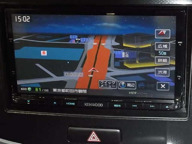 T ターボ パドルシフト メモリーナビ フルセグTV BTオーディオ ETC CD・DVD アイドリングストップ ディスチャージヘッドライト フォグ 純正15インチアルミ スモークガラス ミラーウィンカー(15枚目)