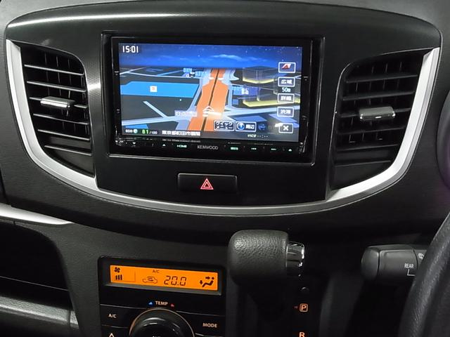 T ターボ パドルシフト メモリーナビ フルセグTV BTオーディオ ETC CD・DVD アイドリングストップ ディスチャージヘッドライト フォグ 純正15インチアルミ スモークガラス ミラーウィンカー(28枚目)