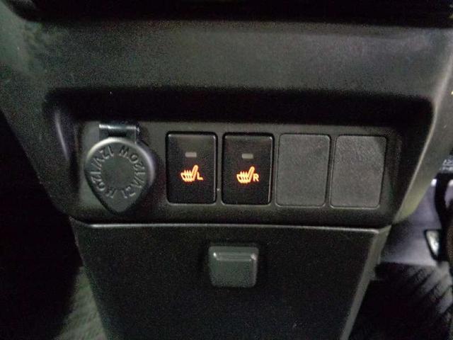 カスタムG S 両側パワースライドドア LEDライト クルーズコントロール シートヒーター アイドリングストップ 純正SDナビ BluetoothAudio ETC バックカメラ 純正14アルミ 横滑り防止装置(17枚目)