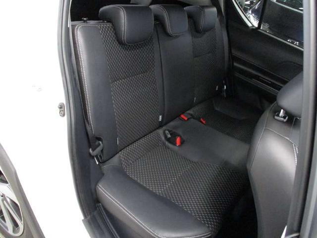 クロスオーバー 禁煙 後期型 トヨタセーフティセンス 純正フルセグSDナビ バックカメラ ETC ルーフレール ハーフレザーシート シートヒーター LEDライト 純正16インチアルミ スマートキー Bluetooth(13枚目)