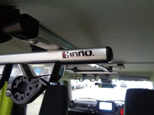 XC 4WD ターボ 5MT INNOロッドホルダー フロントテーブル pioneerHDDナビ ドラレコ ETC シートヒーター ダウンヒルアシスト クルーズコントロール デュアルセンサーブレーキサポート(15枚目)