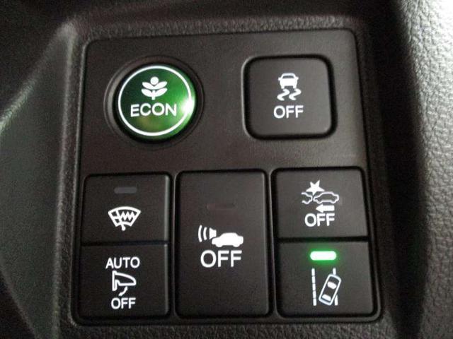 ハイブリッドRS・ホンダセンシング 衝突被害軽減ブレーキ ドライブレコーダー Bluetooth対応純正ナビ バックカメラ フルセグTV CD・DVD再生 ETC シートヒーター ハーフレザー アダプティブクルーズ レーンキープ 禁煙車(18枚目)