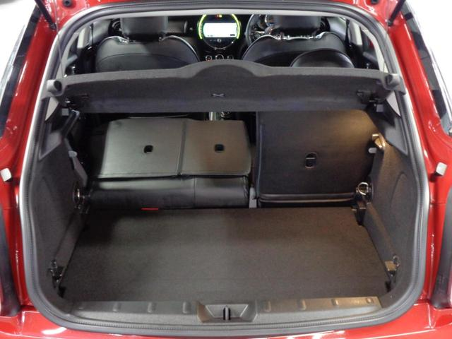 クーパーSD 5ドア 衝突軽減ブレーキ ACC 8.8インチメーカーナビ Bluetoothオーディオ ミラー一体型ETC アイドリングストップ チェックシートカバー スマートキー パドルシフト 純正17インチAW(15枚目)