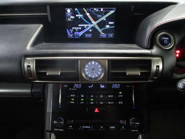 IS300h Fスポーツ 専用ファブリック・L texスポーツシート シートヒーター メーカーSDナビ Blu-ray バックカメラ ETC2.0 クルーズコントロール パドルシフト スマートキー LEDライト 純正18アルミ(16枚目)