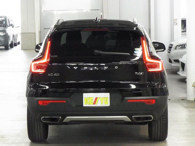 T4 AWD インスクリプション パノラマガラスサンルーフ ハーマンカードン 前後シートヒーター 黒革電動シート ワイヤレス充電 全方位カメラ パワーバックドア ステアヒーター インテリセーフ 純正ナビTV Bluetooth ETC(6枚目)