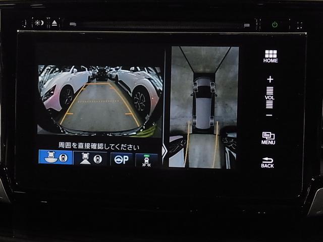 ハイブリッドアブソルート・EXホンダセンシング 後期 マルチビューカメラ パークアシスト 後席モニター ドラレコ シートヒーター 純正フルセグナビ 両側電動スライド バックカメラ Bluetooth BSM 100V電源 オットマン ETC 禁煙車(31枚目)