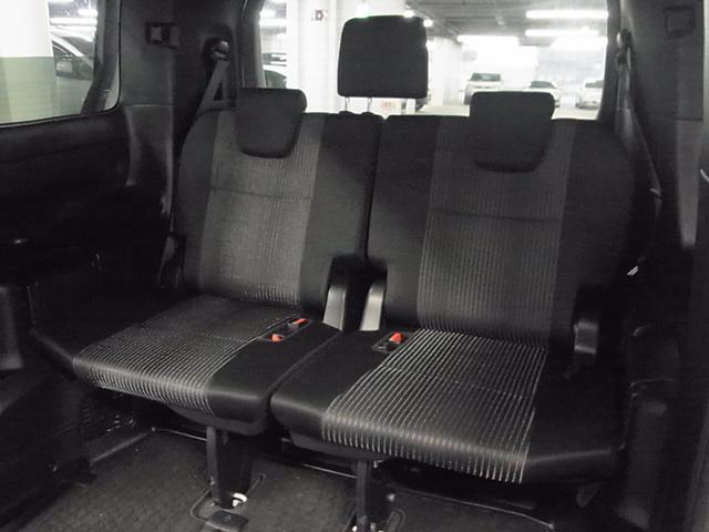ハイブリッドSi 後期 TRDエアロ フリップダウンモニター シートヒーター 10インチ純正SDナビ Bluetooth バックカメラ フルセグ ETC 電動スライドドア TRD17インチアルミ トヨタセーフティセンス(14枚目)