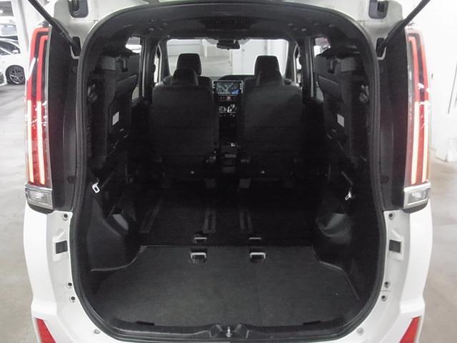 ハイブリッドSi 後期 TRDエアロ フリップダウンモニター シートヒーター 10インチ純正SDナビ Bluetooth バックカメラ フルセグ ETC 電動スライドドア TRD17インチアルミ トヨタセーフティセンス(15枚目)