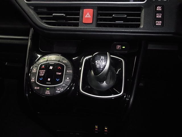 ハイブリッドSi 後期 TRDエアロ フリップダウンモニター シートヒーター 10インチ純正SDナビ Bluetooth バックカメラ フルセグ ETC 電動スライドドア TRD17インチアルミ トヨタセーフティセンス(17枚目)