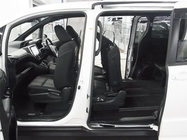 ハイブリッドSi 後期 TRDエアロ フリップダウンモニター シートヒーター 10インチ純正SDナビ Bluetooth バックカメラ フルセグ ETC 電動スライドドア TRD17インチアルミ トヨタセーフティセンス(23枚目)