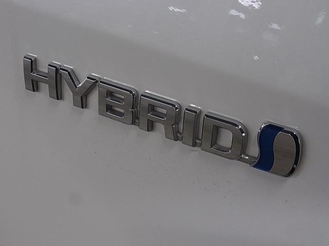ハイブリッドSi 後期 TRDエアロ フリップダウンモニター シートヒーター 10インチ純正SDナビ Bluetooth バックカメラ フルセグ ETC 電動スライドドア TRD17インチアルミ トヨタセーフティセンス(43枚目)