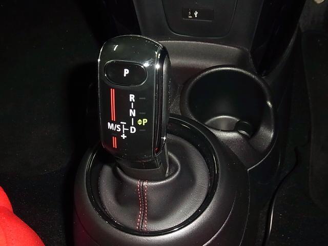ジョンクーパーワークス 後期 RECAROセミバケ2脚 ハーマンカードン HUD ACC ドラレコ 純正HDDナビ バックカメラ Bluetooth ETC2.0 パドルシフト LEDヘッドライト スペアキー 保証書 禁煙車(17枚目)