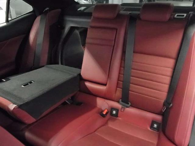 IS200t Fスポーツ ワンオーナー ターボ 専用ファブリック/Ltexスポーツシート ヒーター付電動シート メーカーSDナビ Blu-ray バックカメラ ETC2.0 クルコン ソナー 専用18アルミ HIDヘッドライト(15枚目)