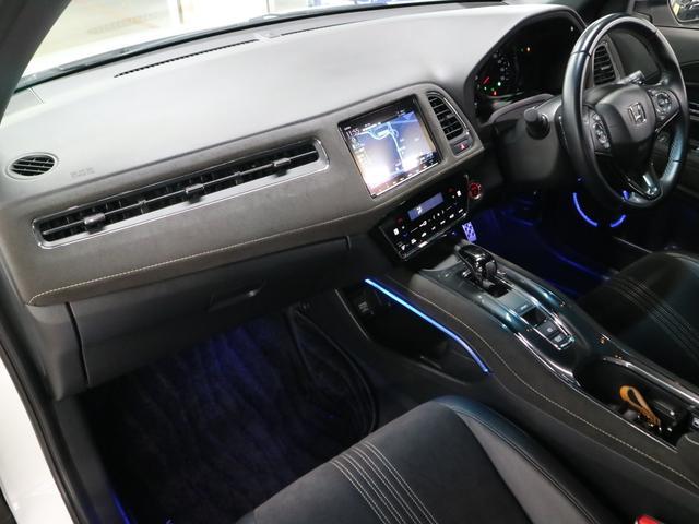 ハイブリッドRS・ホンダセンシング 後期 シートヒーター ドラレコ 純正ナビ 12セグTV Bluetooth バックカメラ パドルシフト LEDライト 純正18AW スマートキー 衝突軽減ブレーキ レーンキープ レーダークルコン 禁煙(21枚目)