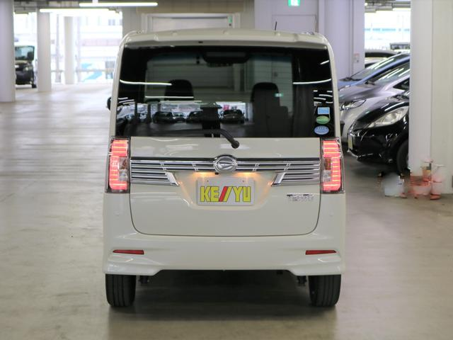カスタムRS トップエディションSAIII 後期 スマートアシスト3 シートヒーター 両側電動スライド ドラレコ イクリプスSDナビ バックカメラ フルセグ Bluetooth ETC LEDヘッドライト オートハイビーム i-STOP 禁煙車(6枚目)