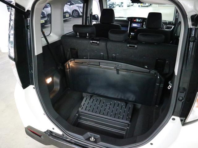カスタムG-T ターボ 衝突軽減 車線逸脱警報 踏み違い抑制 LEDライト 両側電動スライドドア ドラレコ 純正SDナビ BluetoothAudio 12セグTV バックカメラ アイドリングストップ 純正15アルミ(27枚目)