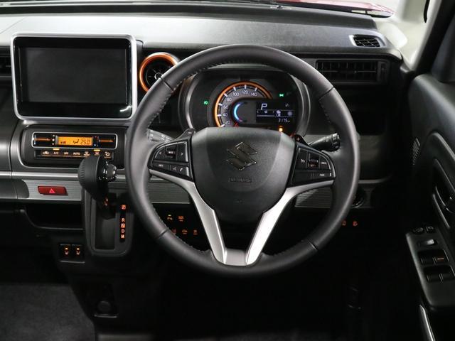 ハイブリッドXZ ターボ デュアルセンサーブレーキサポート シートヒーター 両側電動スライド クルコン パーキングセンサー アイドリングストップ 後席テーブル パドルシフト LEDヘッドライト ルーフレール スペアキー 禁煙車(10枚目)