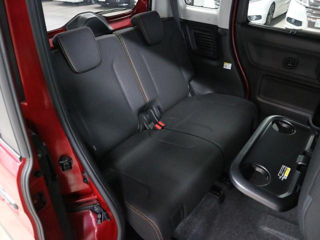 ハイブリッドXZ ターボ デュアルセンサーブレーキサポート シートヒーター 両側電動スライド クルコン パーキングセンサー アイドリングストップ 後席テーブル パドルシフト LEDヘッドライト ルーフレール スペアキー 禁煙車(13枚目)