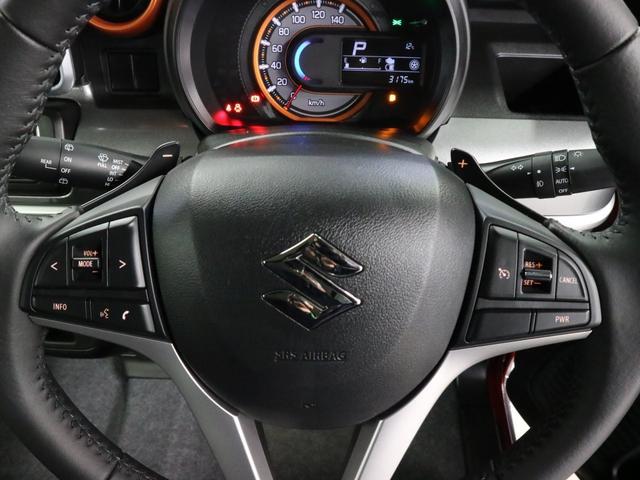 ハイブリッドXZ ターボ デュアルセンサーブレーキサポート シートヒーター 両側電動スライド クルコン パーキングセンサー アイドリングストップ 後席テーブル パドルシフト LEDヘッドライト ルーフレール スペアキー 禁煙車(16枚目)