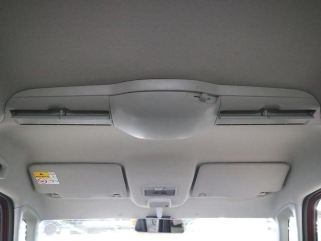 ハイブリッドXZ ターボ デュアルセンサーブレーキサポート シートヒーター 両側電動スライド クルコン パーキングセンサー アイドリングストップ 後席テーブル パドルシフト LEDヘッドライト ルーフレール スペアキー 禁煙車(18枚目)