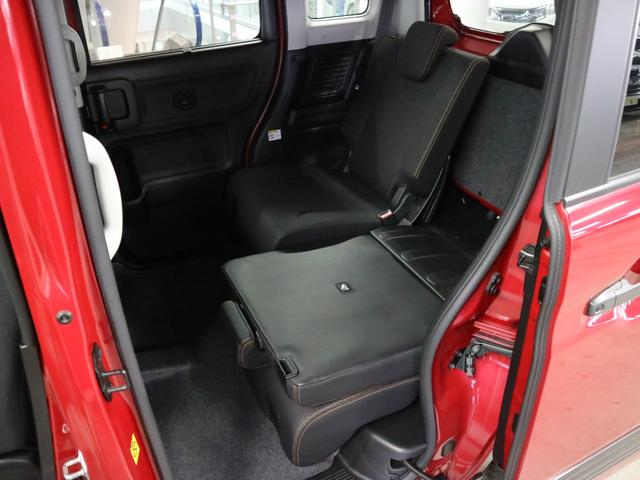 ハイブリッドXZ ターボ デュアルセンサーブレーキサポート シートヒーター 両側電動スライド クルコン パーキングセンサー アイドリングストップ 後席テーブル パドルシフト LEDヘッドライト ルーフレール スペアキー 禁煙車(25枚目)
