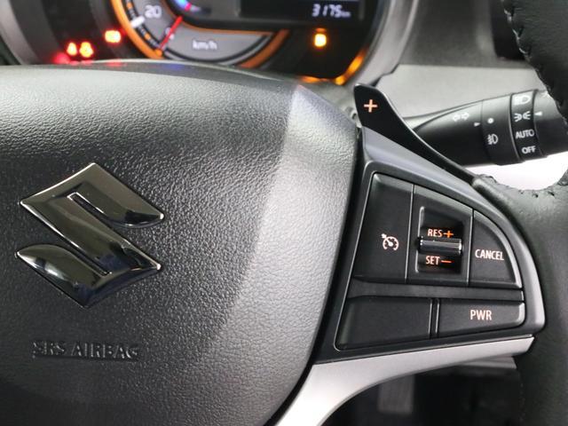ハイブリッドXZ ターボ デュアルセンサーブレーキサポート シートヒーター 両側電動スライド クルコン パーキングセンサー アイドリングストップ 後席テーブル パドルシフト LEDヘッドライト ルーフレール スペアキー 禁煙車(33枚目)