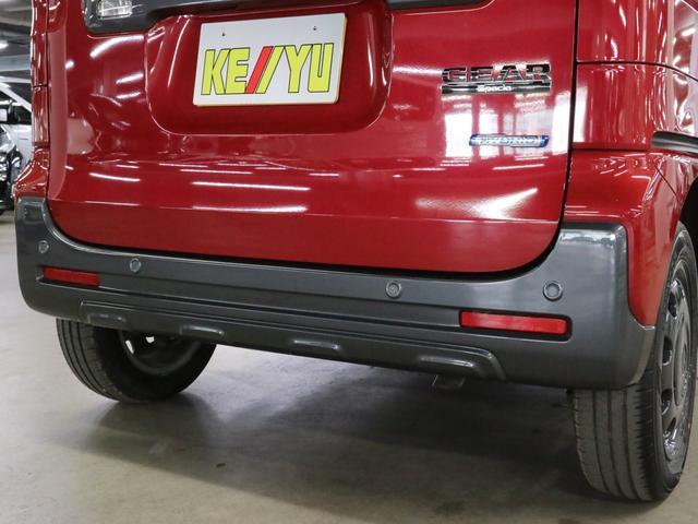 ハイブリッドXZ ターボ デュアルセンサーブレーキサポート シートヒーター 両側電動スライド クルコン パーキングセンサー アイドリングストップ 後席テーブル パドルシフト LEDヘッドライト ルーフレール スペアキー 禁煙車(41枚目)