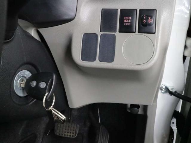 L アイドリングストップ キーレスエントリー CD AM・FMラジオ ヘッドライトレベライザー マニュアルエアコン バニティミラー UVカットガラス セキュリティアラーム スペアキー 取扱説明書(19枚目)