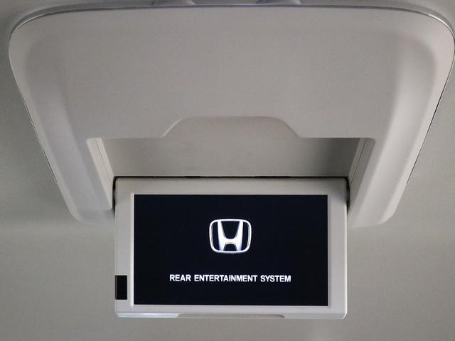 アブソルート 衝突軽減ブレーキ フリップダウンモニター 純正ナビ バックカメラ Bluetooth フルセグ ハーフレザー オットマン 電動スライドドア パドルシフト ETC アイドリングSTOP クルコン LED(27枚目)