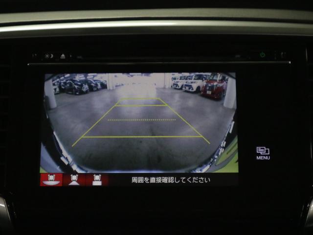 アブソルート 衝突軽減ブレーキ フリップダウンモニター 純正ナビ バックカメラ Bluetooth フルセグ ハーフレザー オットマン 電動スライドドア パドルシフト ETC アイドリングSTOP クルコン LED(29枚目)