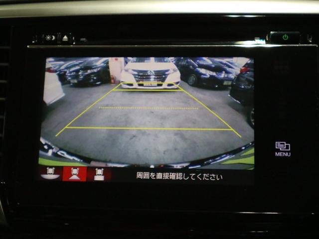 アブソルート 衝突軽減ブレーキ フリップダウンモニター 純正ナビ バックカメラ Bluetooth フルセグ ハーフレザー オットマン 電動スライドドア パドルシフト ETC アイドリングSTOP クルコン LED(30枚目)
