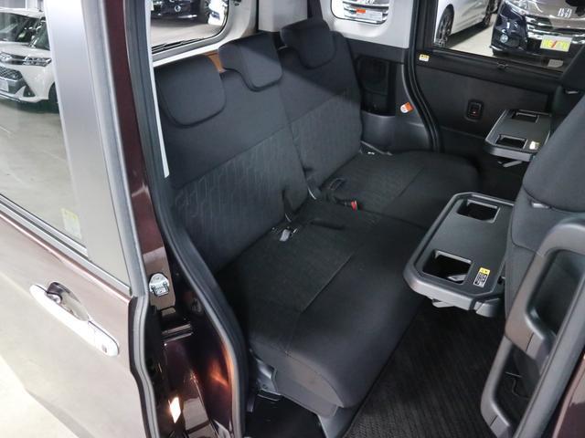 カスタムG-T ターボ スマートアシスト2 両側パワースライド シートヒーター 社外SDナビ バックカメラ BluetoothAudio フルセグTV LEDヘッドライト アイドリングストップ クルコン 後席テーブル(13枚目)