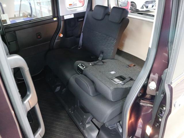 カスタムG-T ターボ スマートアシスト2 両側パワースライド シートヒーター 社外SDナビ バックカメラ BluetoothAudio フルセグTV LEDヘッドライト アイドリングストップ クルコン 後席テーブル(14枚目)