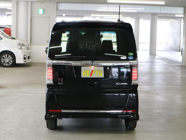 G ターボSSブラックスタイルパッケージ 特別仕様車 シートヒーター ドラレコ 純正ナビ フルセグ Bluetoothオーディオ バックカメラ ETC 両側パワースライドドア クルコン パドルシフト HIDヘッドライト フォグ 純正15アルミ(7枚目)