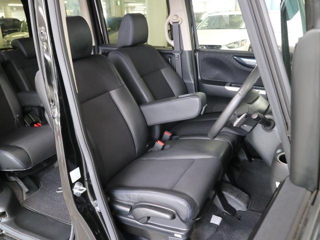 G ターボSSブラックスタイルパッケージ 特別仕様車 シートヒーター ドラレコ 純正ナビ フルセグ Bluetoothオーディオ バックカメラ ETC 両側パワースライドドア クルコン パドルシフト HIDヘッドライト フォグ 純正15アルミ(12枚目)