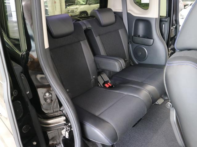 G ターボSSブラックスタイルパッケージ 特別仕様車 シートヒーター ドラレコ 純正ナビ フルセグ Bluetoothオーディオ バックカメラ ETC 両側パワースライドドア クルコン パドルシフト HIDヘッドライト フォグ 純正15アルミ(13枚目)