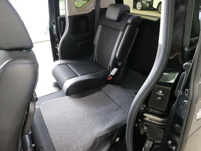 G ターボSSブラックスタイルパッケージ 特別仕様車 シートヒーター ドラレコ 純正ナビ フルセグ Bluetoothオーディオ バックカメラ ETC 両側パワースライドドア クルコン パドルシフト HIDヘッドライト フォグ 純正15アルミ(14枚目)