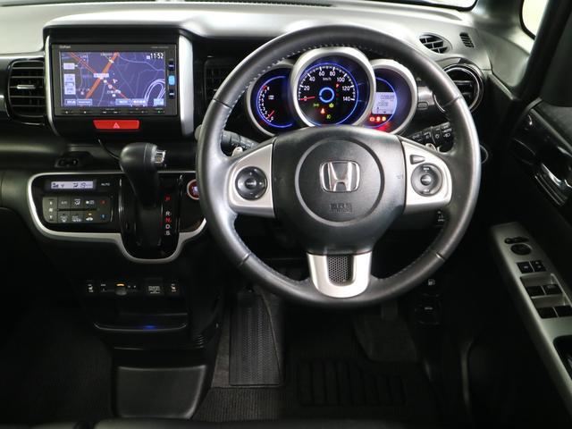 G ターボSSブラックスタイルパッケージ 特別仕様車 シートヒーター ドラレコ 純正ナビ フルセグ Bluetoothオーディオ バックカメラ ETC 両側パワースライドドア クルコン パドルシフト HIDヘッドライト フォグ 純正15アルミ(16枚目)