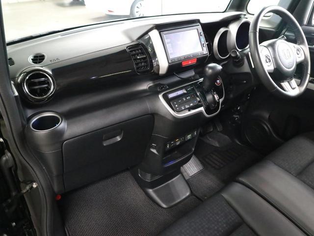 G ターボSSブラックスタイルパッケージ 特別仕様車 シートヒーター ドラレコ 純正ナビ フルセグ Bluetoothオーディオ バックカメラ ETC 両側パワースライドドア クルコン パドルシフト HIDヘッドライト フォグ 純正15アルミ(22枚目)