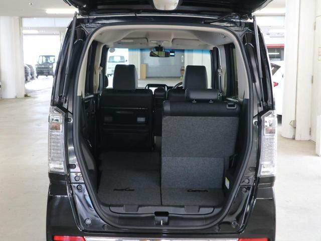 G ターボSSブラックスタイルパッケージ 特別仕様車 シートヒーター ドラレコ 純正ナビ フルセグ Bluetoothオーディオ バックカメラ ETC 両側パワースライドドア クルコン パドルシフト HIDヘッドライト フォグ 純正15アルミ(25枚目)