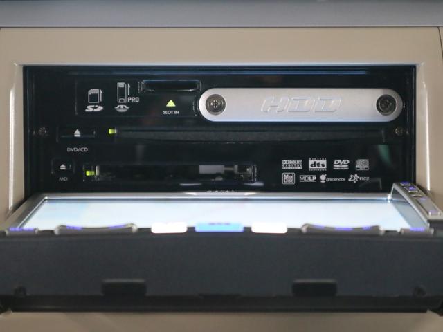 X 純正HDDナビ バックカメラ CD・DVD・MD再生 ミュージックサーバー 純正14インチアルミ スマートキー プッシュスタート 電動格納ミラー ヘッドライトレベライザー 禁煙車(28枚目)