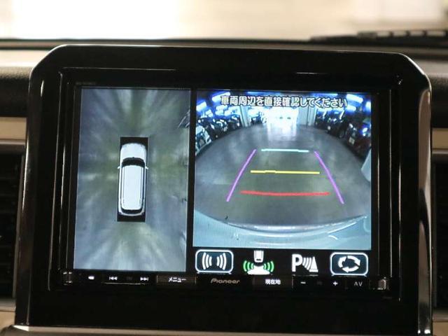 ハイブリッドMZ ターボ 全方位モニター カロッツェリアメモリーナビ 地デジTV BTオーディオ ETC2.0 シートヒーター 衝突軽減ブレーキ ソナー クルーズコントロール LEDヘッドライト フォグ 純正16アルミ(16枚目)