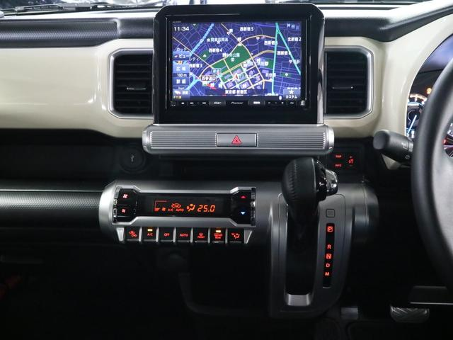 ハイブリッドMZ ターボ 全方位モニター カロッツェリアメモリーナビ 地デジTV BTオーディオ ETC2.0 シートヒーター 衝突軽減ブレーキ ソナー クルーズコントロール LEDヘッドライト フォグ 純正16アルミ(28枚目)