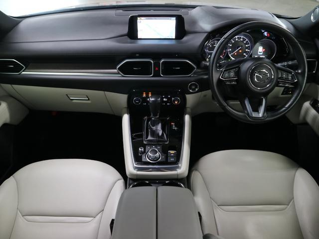 XD Lパッケージ 4WD ディーゼル BOSEサウンド 360度モニター ステア・前後席ヒーター HUD RSRダウンサス マツダコネクトナビ フルセグ Bluetooth ETC パワーバックドア 電動白レザー 禁煙(3枚目)