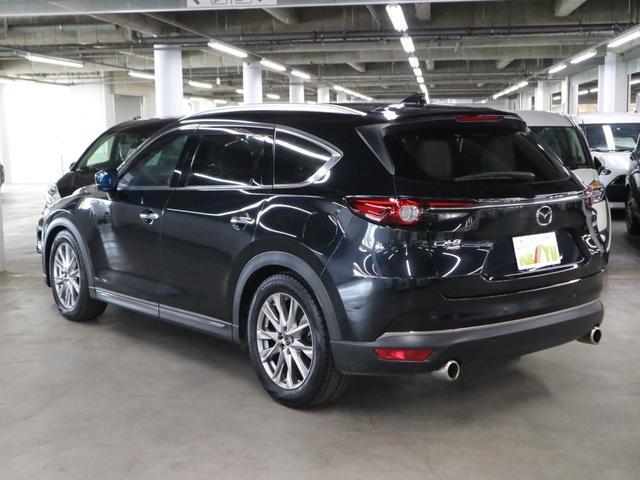 XD Lパッケージ 4WD ディーゼル BOSEサウンド 360度モニター ステア・前後席ヒーター HUD RSRダウンサス マツダコネクトナビ フルセグ Bluetooth ETC パワーバックドア 電動白レザー 禁煙(7枚目)
