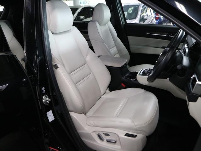 XD Lパッケージ 4WD ディーゼル BOSEサウンド 360度モニター ステア・前後席ヒーター HUD RSRダウンサス マツダコネクトナビ フルセグ Bluetooth ETC パワーバックドア 電動白レザー 禁煙(11枚目)