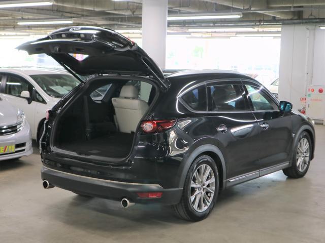 XD Lパッケージ 4WD ディーゼル BOSEサウンド 360度モニター ステア・前後席ヒーター HUD RSRダウンサス マツダコネクトナビ フルセグ Bluetooth ETC パワーバックドア 電動白レザー 禁煙(25枚目)